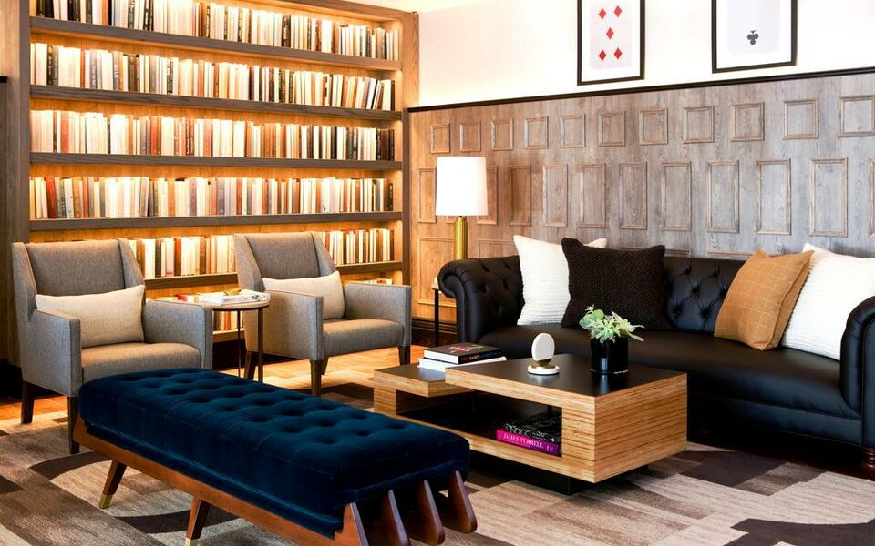 Rooms: Kimpton Mason & Rook Hotel, A Design Boutique Hotel