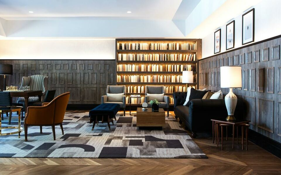 Kimpton mason rook hotel a design boutique hotel for Hotel design washington dc
