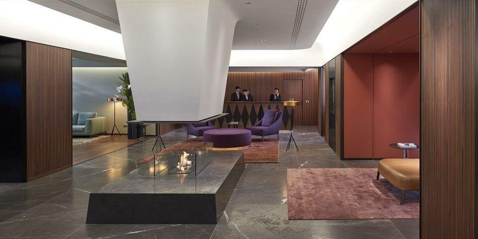 Mandarin oriental milan a design boutique hotel milan italy for Boutique hotels milan