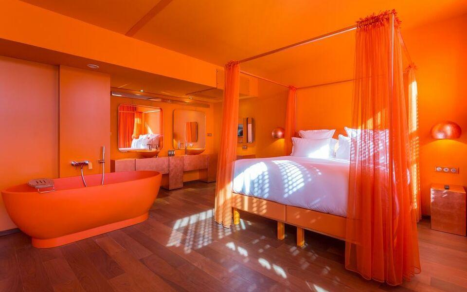 Hotel Off Paris Seine A Design Boutique Hotel Paris France