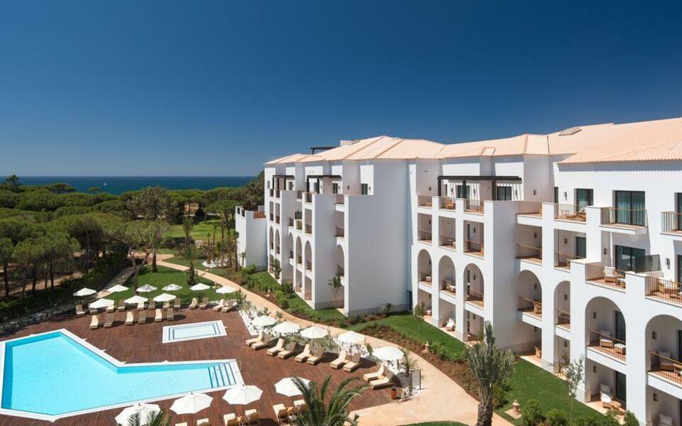 Pine cliffs ocean suites a luxury collection resort spa for Design boutique hotels algarve