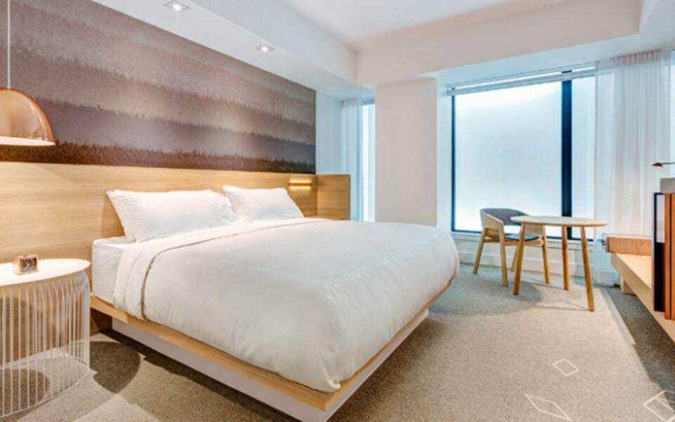 Andaz ottawa byward market a concept by hyatt ottawa for Hotel boutique ottawa