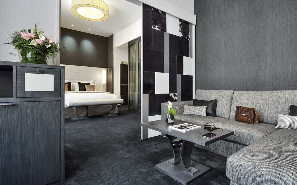 la cour des consuls hotel and spa toulouse mgallery by sofitel toulouse frankreich. Black Bedroom Furniture Sets. Home Design Ideas