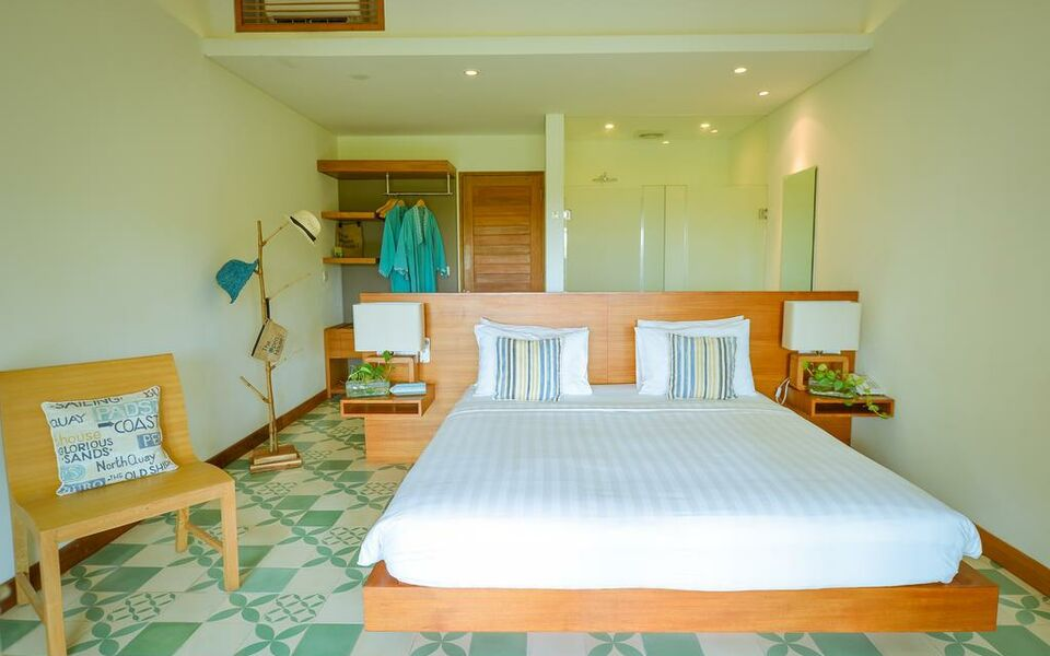 The open house jimbaran bali a design boutique hotel for Boutique accommodation bali