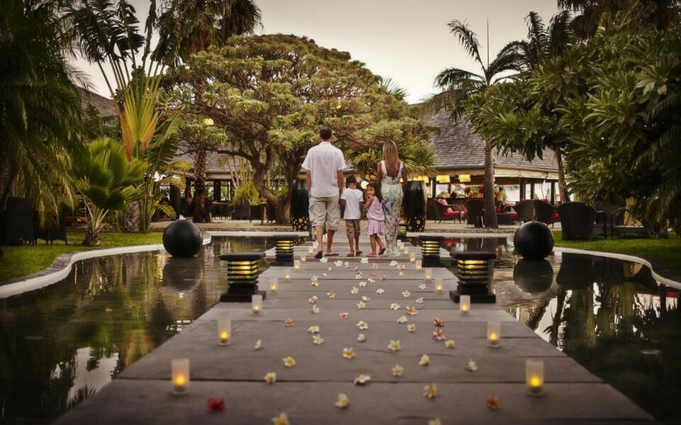 Palm Hotel Spa Reunion Island