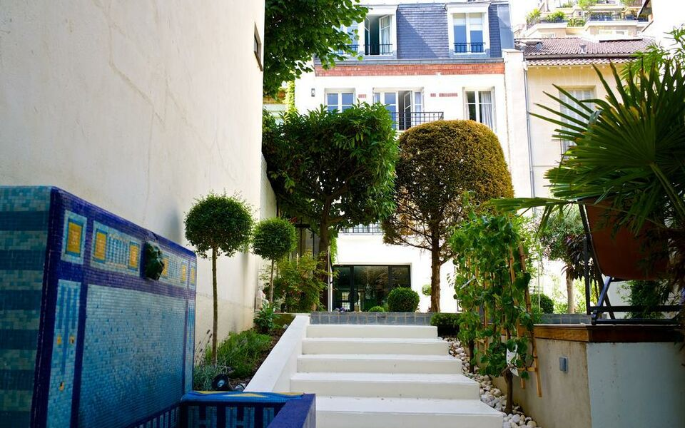 Villa du square paris france my boutique hotel for Boutique hotel paris 16
