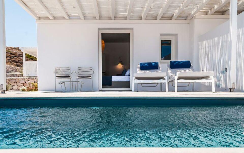 milos breeze boutique hotel a design boutique hotel milos
