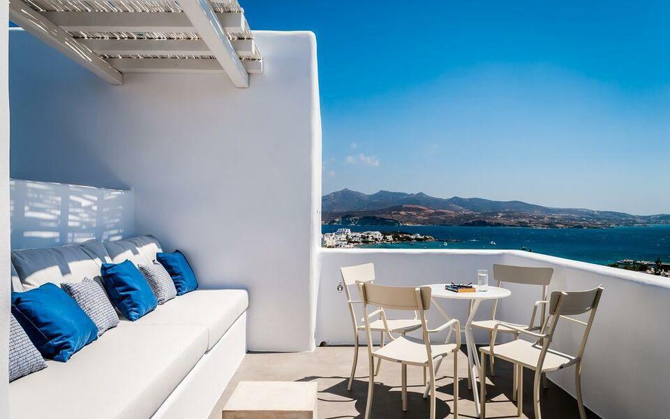 Milos breeze boutique hotel a design boutique hotel milos for Griechenland designhotel