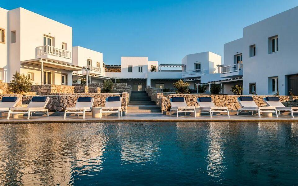 Milos breeze boutique hotel a design boutique hotel milos for Boutique accommodation