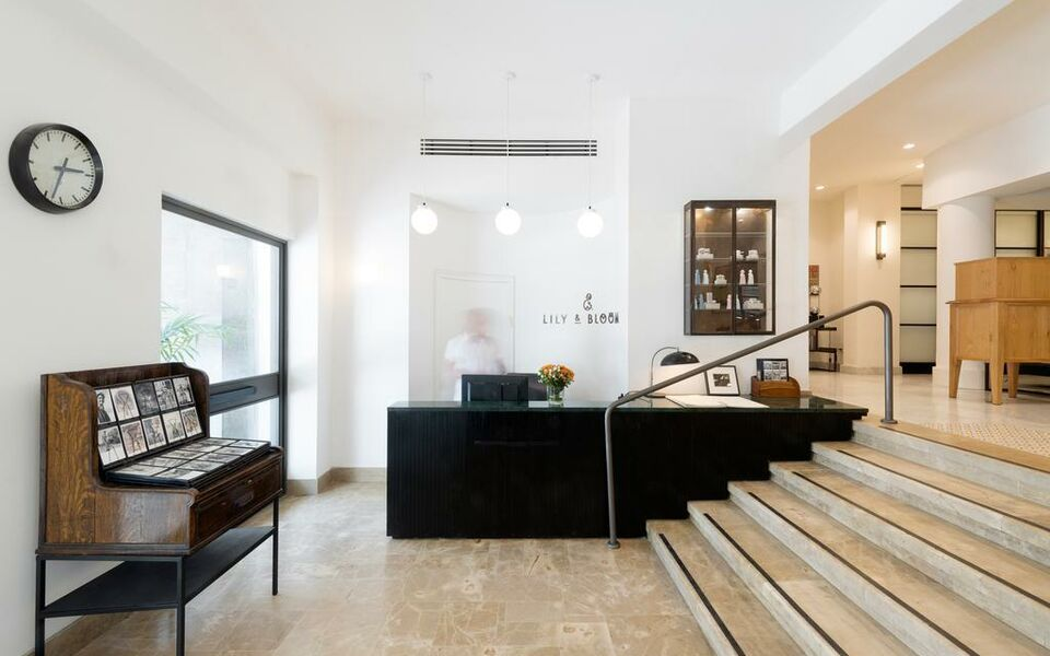 Lily Bloom Boutique Hotel