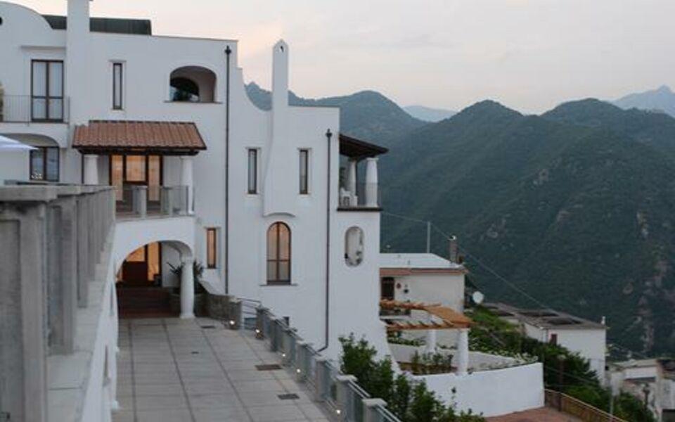 Villa Piedimonte A Design Boutique Hotel Ravello Italy