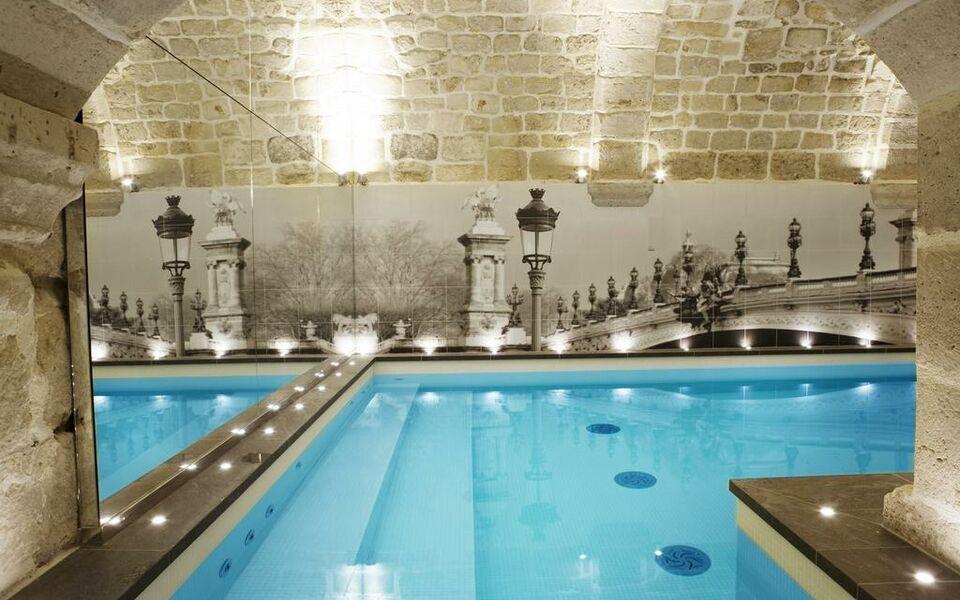 Hotel La Lanterne A Design Boutique Hotel Paris France