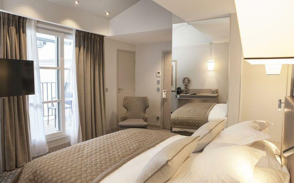 hotel la lanterne a design boutique hotel paris france. Black Bedroom Furniture Sets. Home Design Ideas