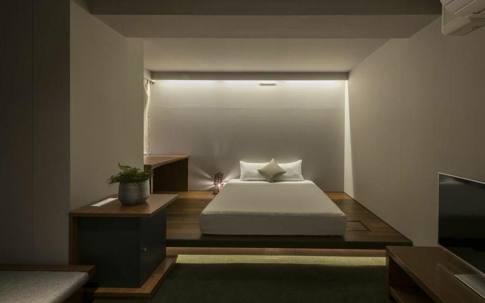 Grids tokyo akihabara hotel hostel a design boutique for Design hotel tokyo