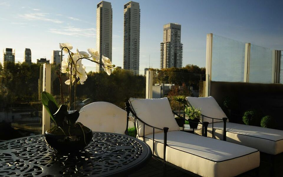 1828 smart hotel boutique a design boutique hotel buenos for Hotel tre design buenos aires