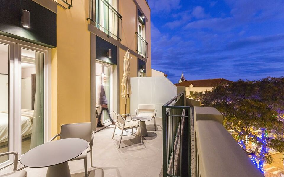 Castanheiro boutique hotel a design boutique hotel for Design hotel funchal