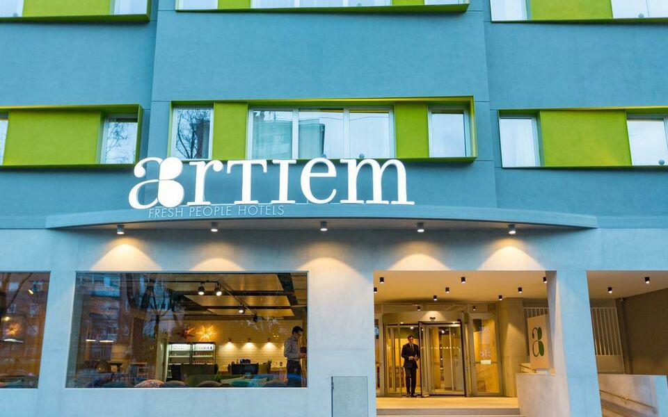 Hotel artiem madrid espagne my boutique hotel for Hotel boutique espagne