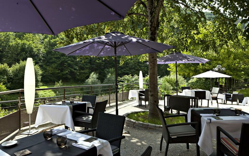 H tel restaurant herv busset domaine de cambelong a for Ma boutique hotel
