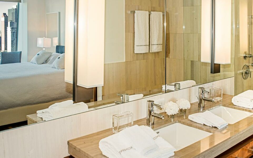Amazing One Bedroom Apartment With Lovely Views Near 5th Ave A Design Boutique Hotel New York