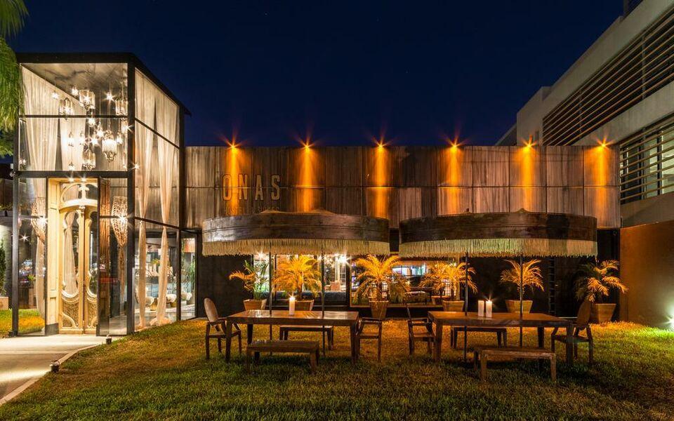 Onas Hostel Amp Suites A Design Boutique Hotel Cordoba