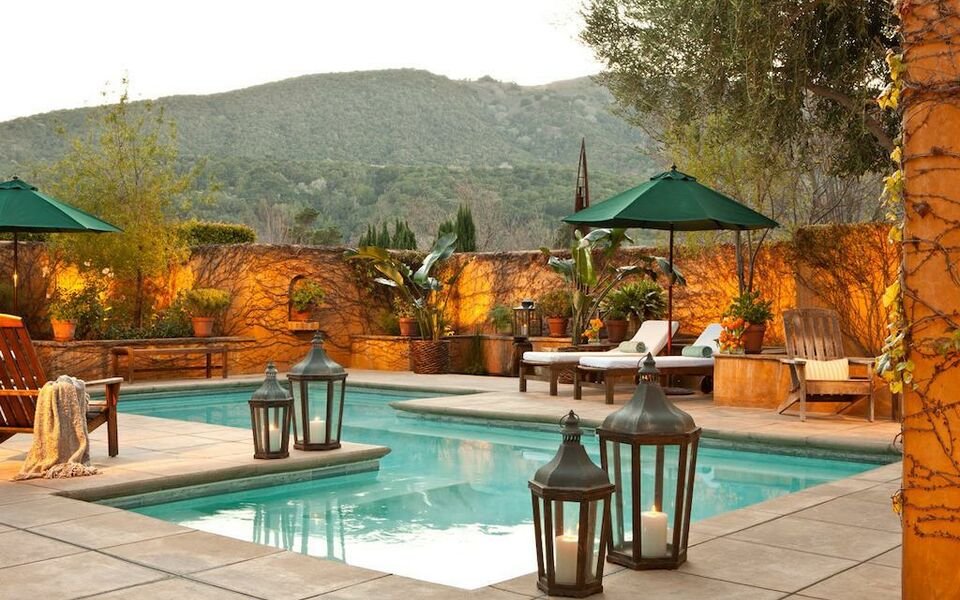 Bernardus Lodge Spa