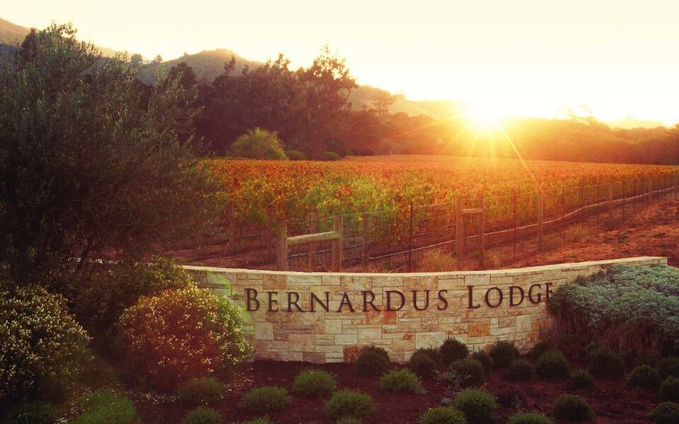 Bernardus Lodge Amp Spa A Design Boutique Hotel Carmel U S A