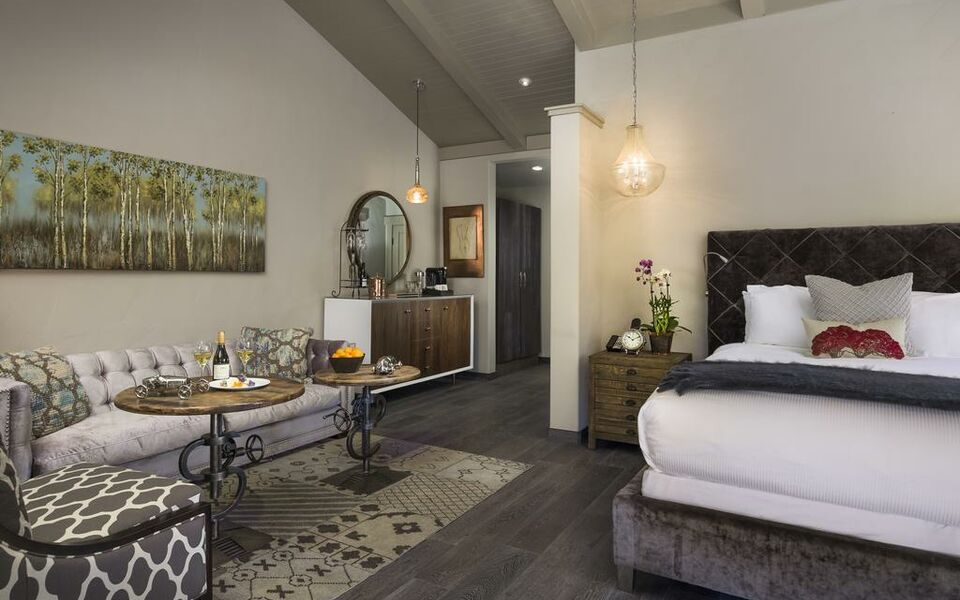 Bernardus Lodge Amp Spa A Design Boutique Hotel Carmel U S A