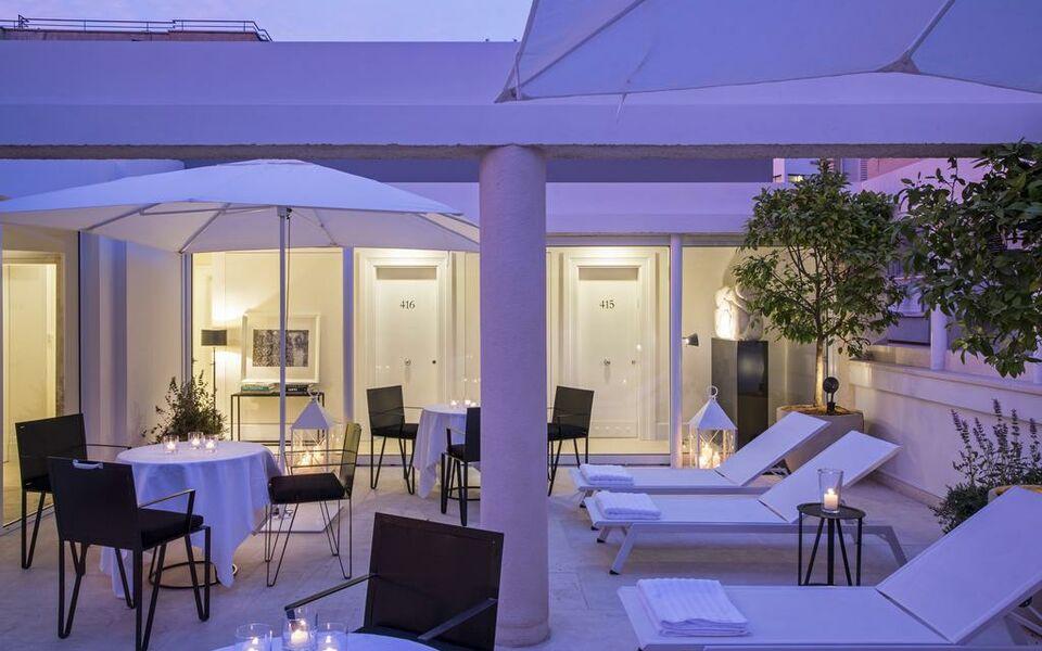 White villa tel aviv a design boutique hotel tel aviv israel for Design hotel tel aviv