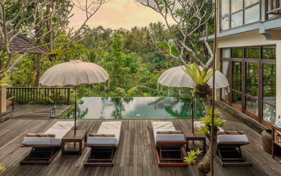 Komaneka at bisma ubud a design boutique hotel ubud for Design hotel ubud
