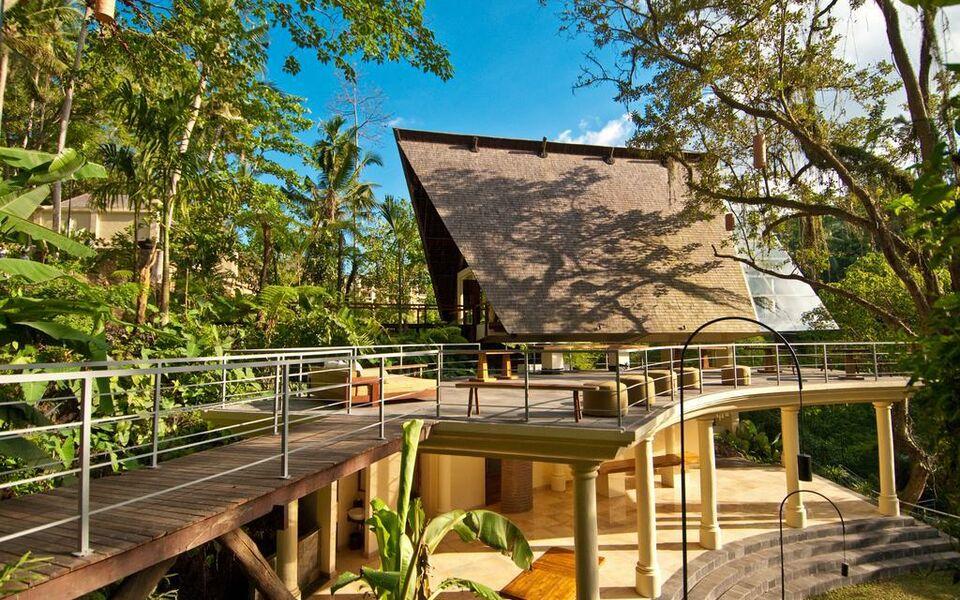 Komaneka at bisma ubud a design boutique hotel ubud for Design boutique hotel ubud