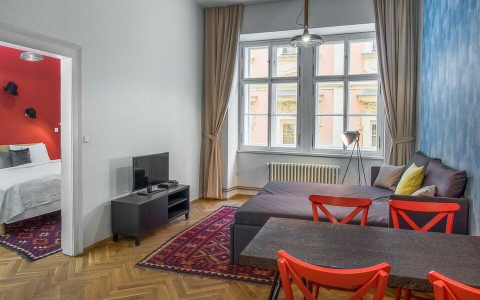 7 tales suites a design boutique hotel prague czech republic for Boutique accommodation prague