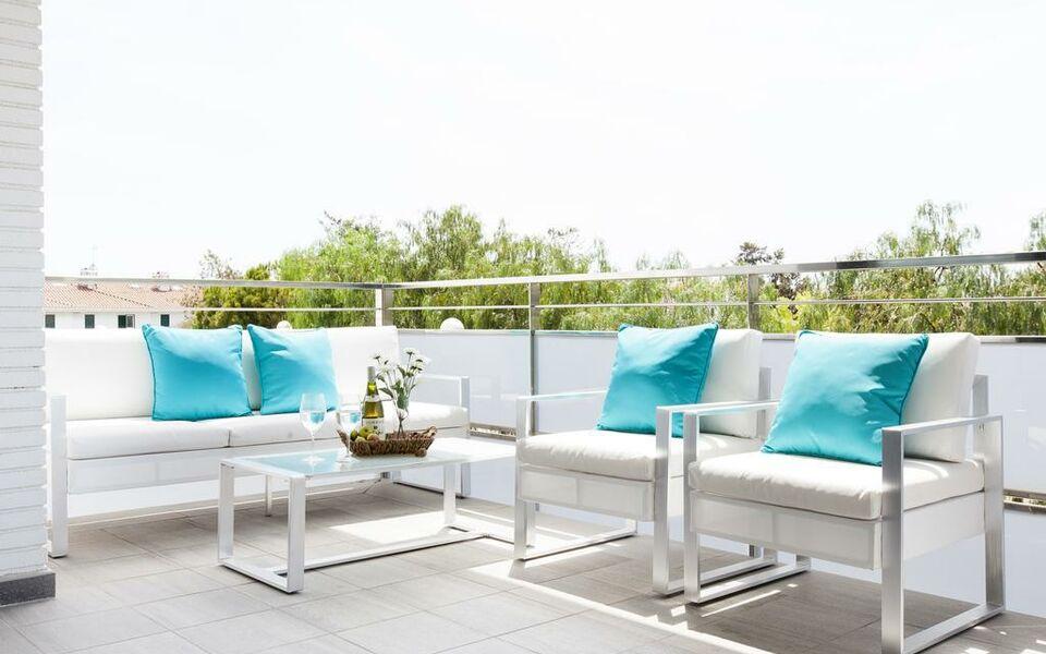 Viva sitges sitges view sitges espagne my boutique hotel for Boutique hotel quartier du port