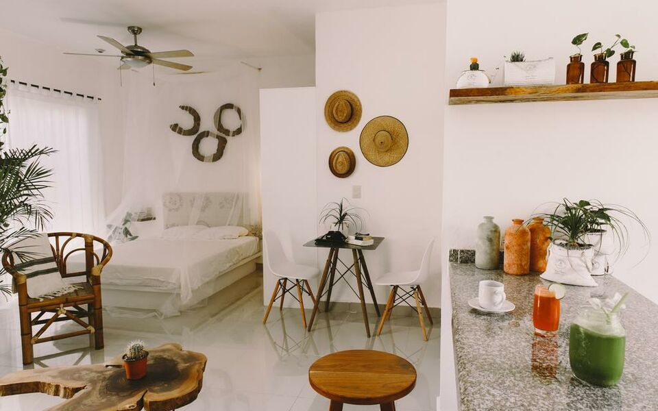 Boho Eco-Chic Boutique Resort, Akumal (8)