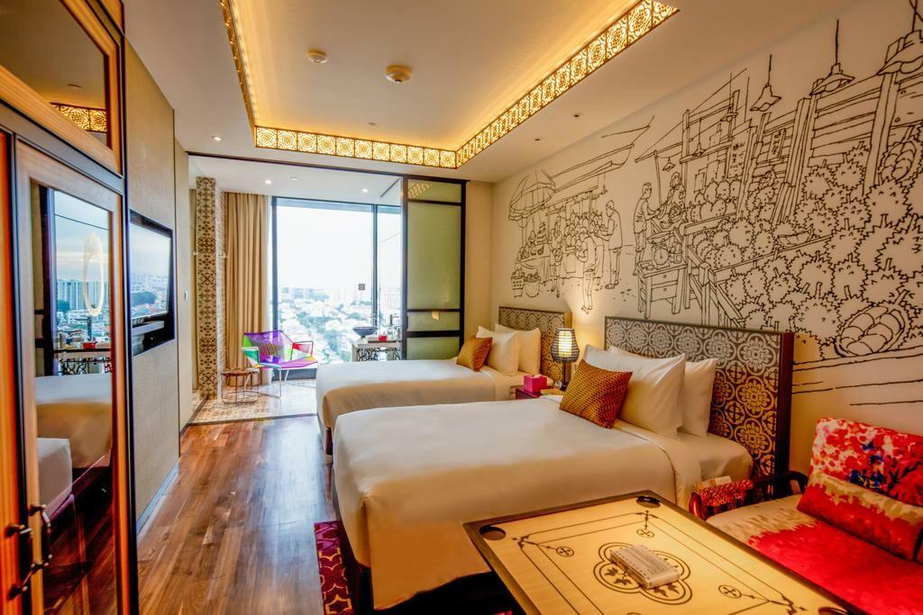 Hotel indigo singapore katong singapour singapour my for My boutique hotel