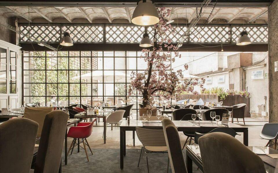 Brondo architect hotel a design boutique hotel palma for Hotel design majorque