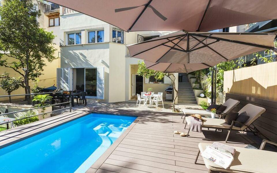 Villa armadans a design boutique hotel palma mallorca spain for Design hotel palma