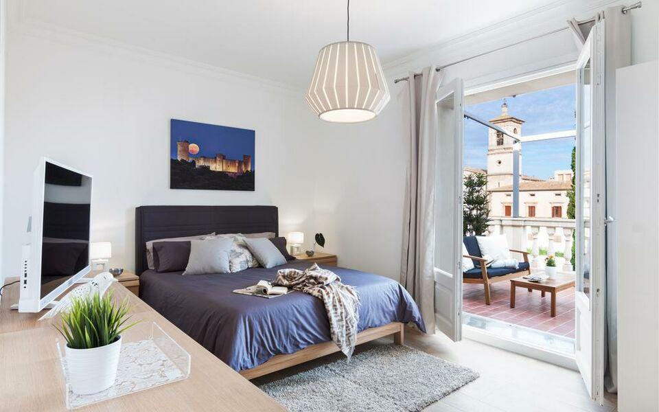 Villa armadans a design boutique hotel palma mallorca spain for Design hotel mallorca