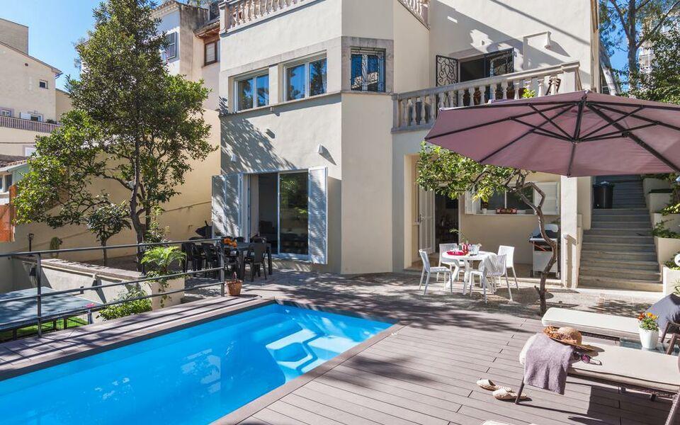 Villa armadans a design boutique hotel palma mallorca spain for Design boutique hotels mallorca