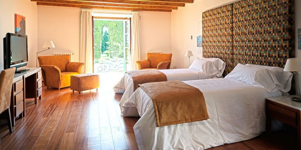Sa cabana hotel spa adults only consell espagne my for Boutique hotel espagne