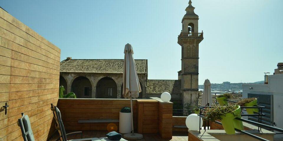 Santa clara urban hotel spa a design boutique hotel for Academy salon santa clara