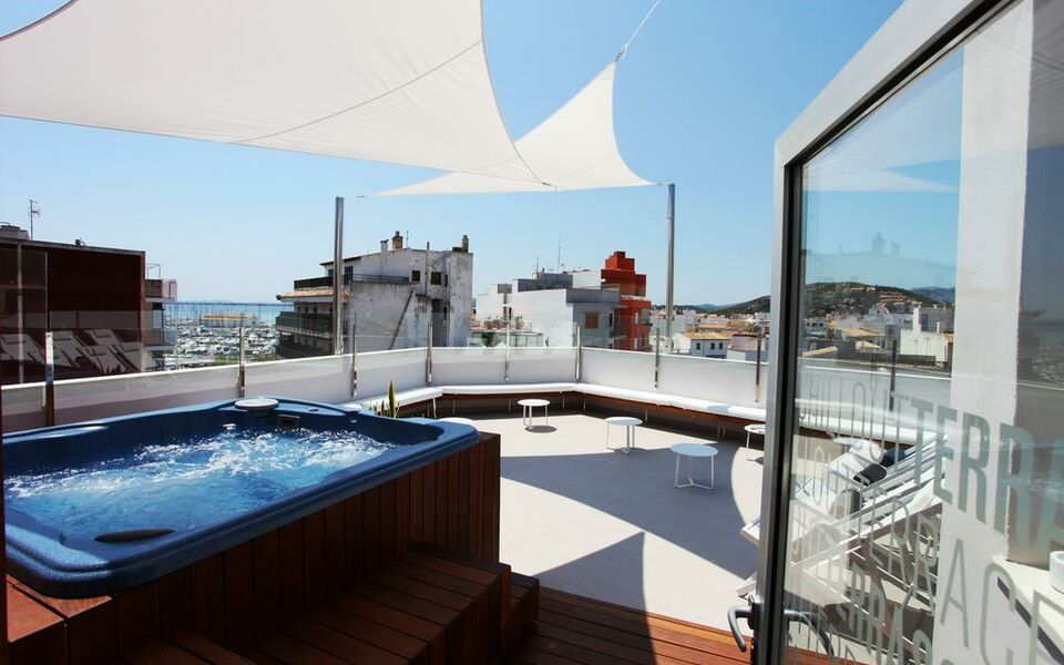 Mar calma hotel a design boutique hotel palma mallorca spain for Design boutique hotels mallorca
