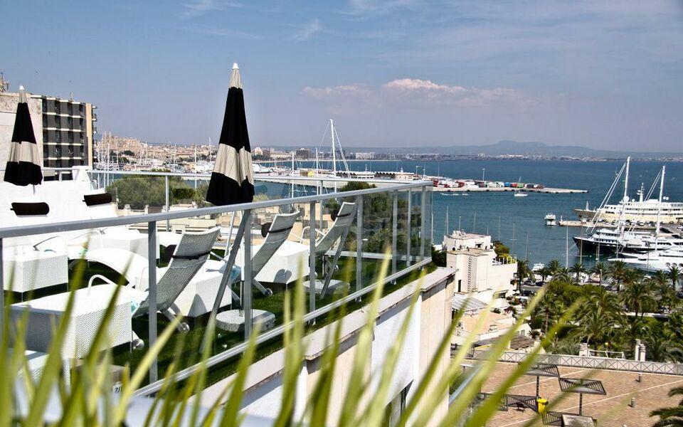 Hotel feliz a design boutique hotel palma mallorca spain for Designhotel palma