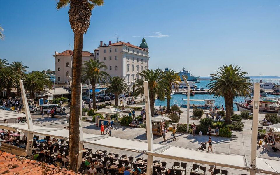 Guest house imperial split croacia for Ma boutique hotel
