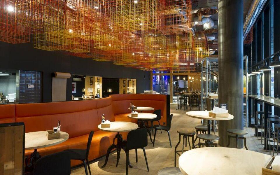 Jaz amsterdam a design boutique hotel amsterdam netherlands for Designhotel jaz amsterdam