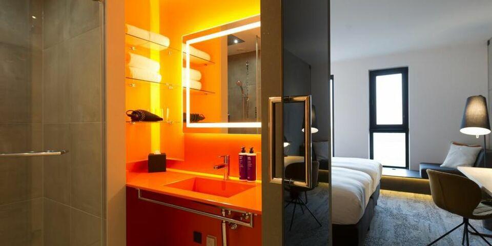 Jaz amsterdam a design boutique hotel amsterdam netherlands for Designhotel jaz