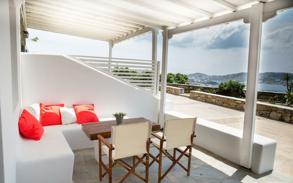 Bellou suites a design boutique hotel mykonos greece for Design boutique hotel mykonos