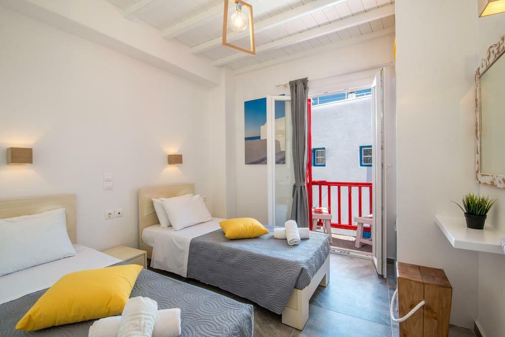 Orpheas rooms a design boutique hotel mykonos greece for Design boutique hotel mykonos