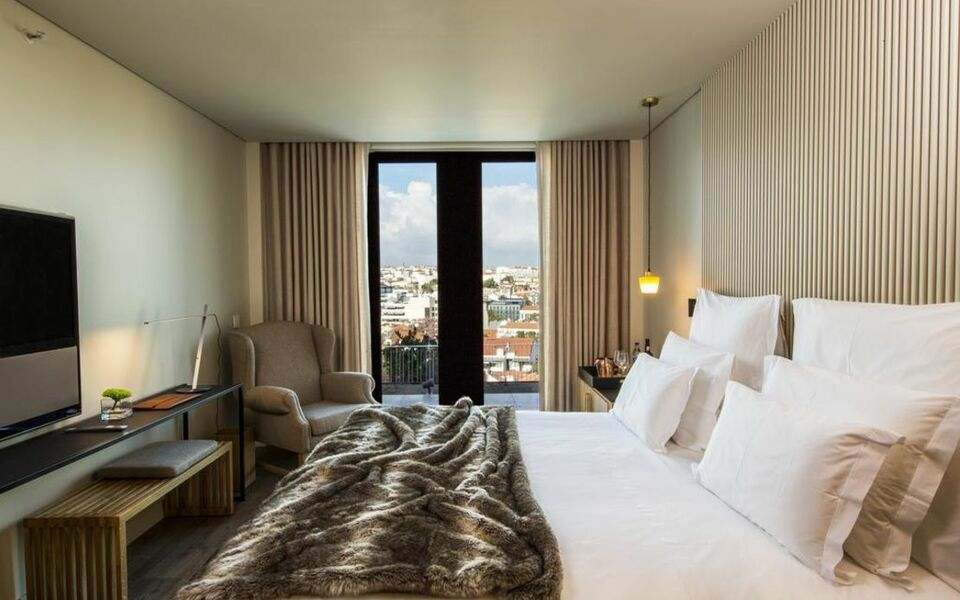 Memmo pr ncipe real design hotels a design boutique for Design boutique hotel lisbon