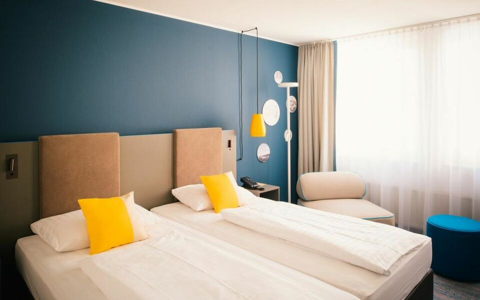 Vienna house easy g nzburg a design boutique hotel for Designhotel trier