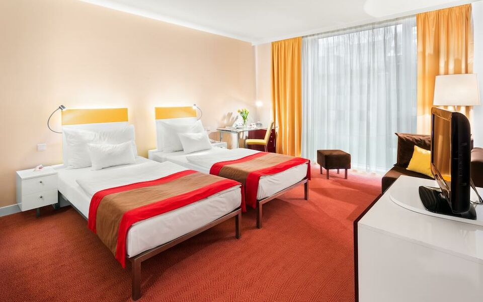 Andel 39 s by vienna house prague a design boutique hotel for Design hotel praha